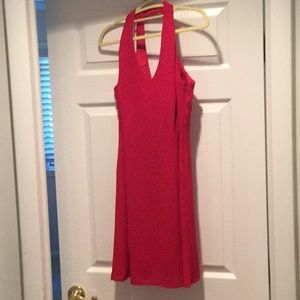 Laundry Sexy red dress